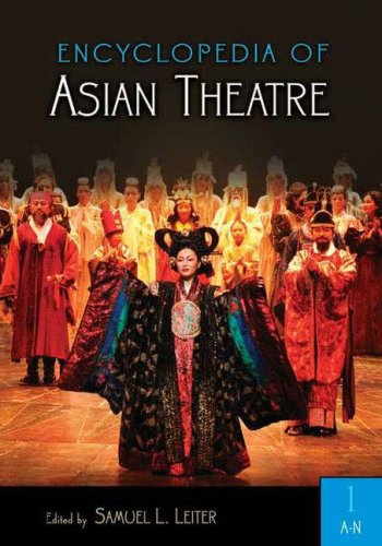 Encyclopedia of Asian Theatre [2 volumes] for sale  Delivered anywhere in USA