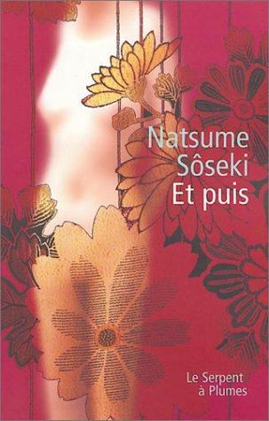 Et puis de Natsume Soseki