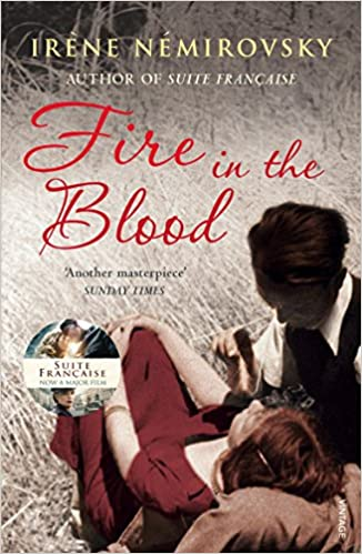 Image result for fire in the blood
