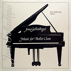 Piano Music for Ballet & Dance