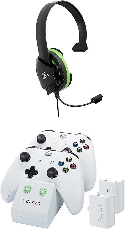 Turtle Beach - Auriculares Recon Chat De Turtle Beach (Xbox One) + ...