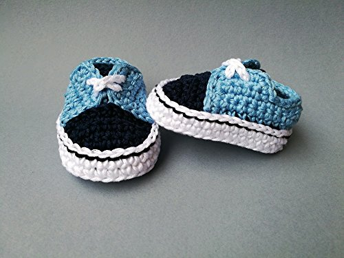 3fcd68f53 Amazon.com: Crochet Pattern baby Vans, old school eBook: paula ...