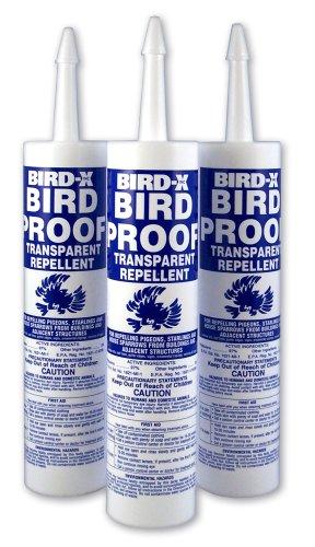 Bird X Bird Proof Repellent Trial Tubes product image