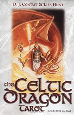 The Celtic Dragon Tarot Kit: D J  Conway, Lisa Hunt