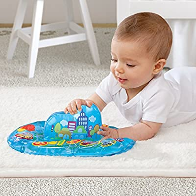 Munchkin Excite and Delight Play N' Pat Water Mat, City : Baby
