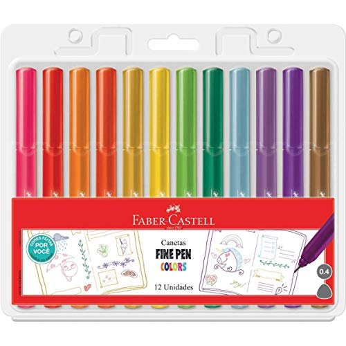 Caneta Faber Castell FPB PROZF Multicor