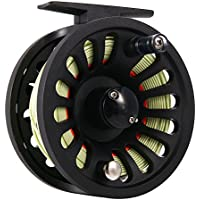 Isafish Fly Reel 5/6 Wt Pre-loaded with Weight Forward...