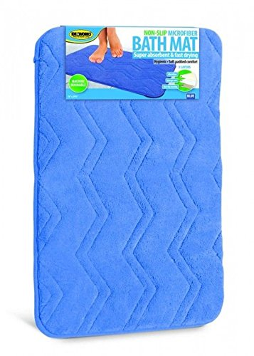Operator Black Law Enforcement Short (Non-Slip Microfiber Bath Mat Super Absorbent Rug Soft Carpet 3 Colors 24 x)