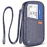 RFID Family Passport Wallet Holder