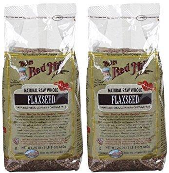 Bob's Red Mill Flaxseeds, 24 oz, 2 pk