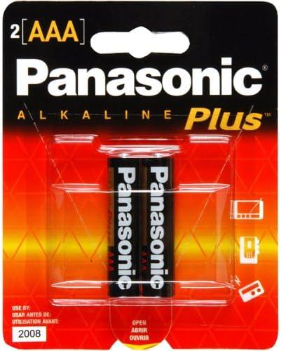Panasonic AAA-Size General Purpose Battery Pack AM-4PA//2B