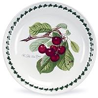 Portmeirion Pomona platos de ensalada de loza de 8 pulgadas, juego de 6