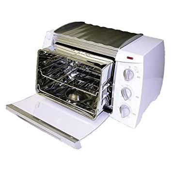 Amazon Toastmaster TOV450RL 4 Slice Cool Wall Toaster Oven