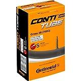 Continental Camera d'aria bicicletta Cross 28, Nero,  32/47-622
