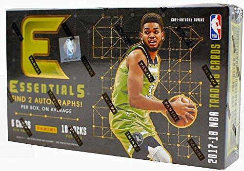 The 2 best nba essentials cards box