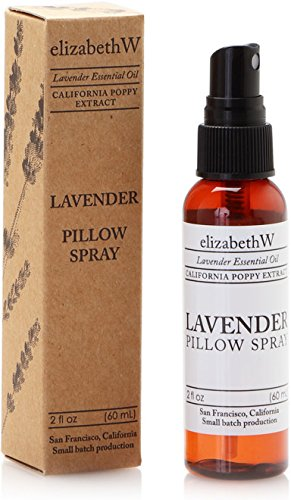 elizabeth W elizabethW Lavender Pillow Spray - 2 ounces ()
