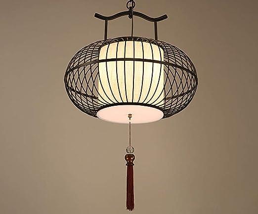 SDKKY-lámpara China Sola Personalidad Creativa, baño de Hierro ...