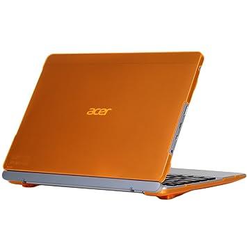 iPearl mCover Carcasa rígida para 10.1 Acer Aspire Interruptor 10 Sw5 - 012 Serie portátil (Naranja): Amazon.es: Electrónica