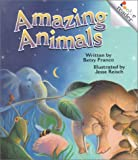 Amazing Animals, Betsy Franco, 0516222635