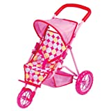 All About Baby Doll Stroll Along Stroller
