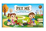 LogicRoots PET ME Multiplication and Division Game- STEM Game (Maths) for Boys and Girls-No prior knowledge of division needed