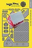#2: Waffle Flower Die-Pop-Up House
