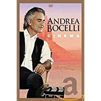 Andrea Bocelli: Cinema [DVD]