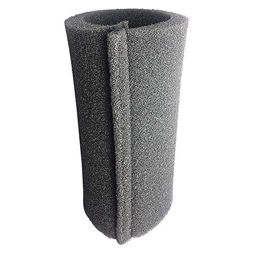 Filter, 7 in. W, Foam