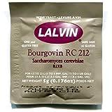 Lalvin Bourgovin Wine Yeast (RC-212) - 6 Pack
