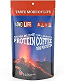 LonoLife Protein Coffee with 10g Protein, Stick Packs, 10 Count