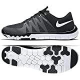 Nike Men's Free Trainer 5.0 V6 Training Shoe Black/Dark Grey/Volt/White Size 8.5 M US
