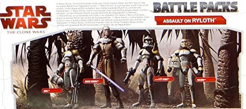 Star Wars The Clone Wars Battle Packs Assault On Ryloth Buy Online At Best Price In Uae Amazon Ae
