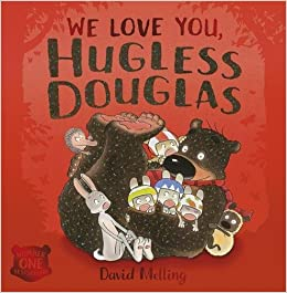 Book We Love You, Hugless Douglas!