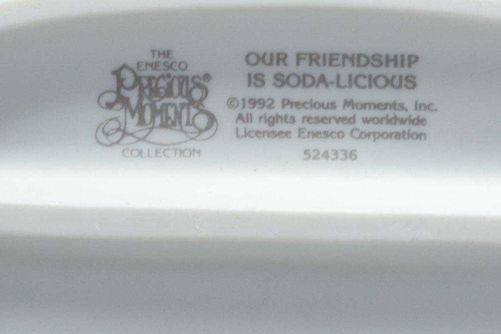 Precious Moments Our Friendship is Soda-licious, 524336