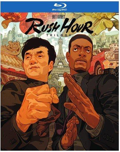 rush hour trilogy blu ray