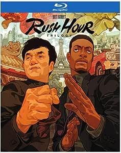 Rush Hour Trilogy (BD)