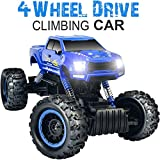 remote car motor - DOUBLE E RC Rock Crawler 4WD Dual Motors Rechargeable Remote Control Truck Off Road RC Car