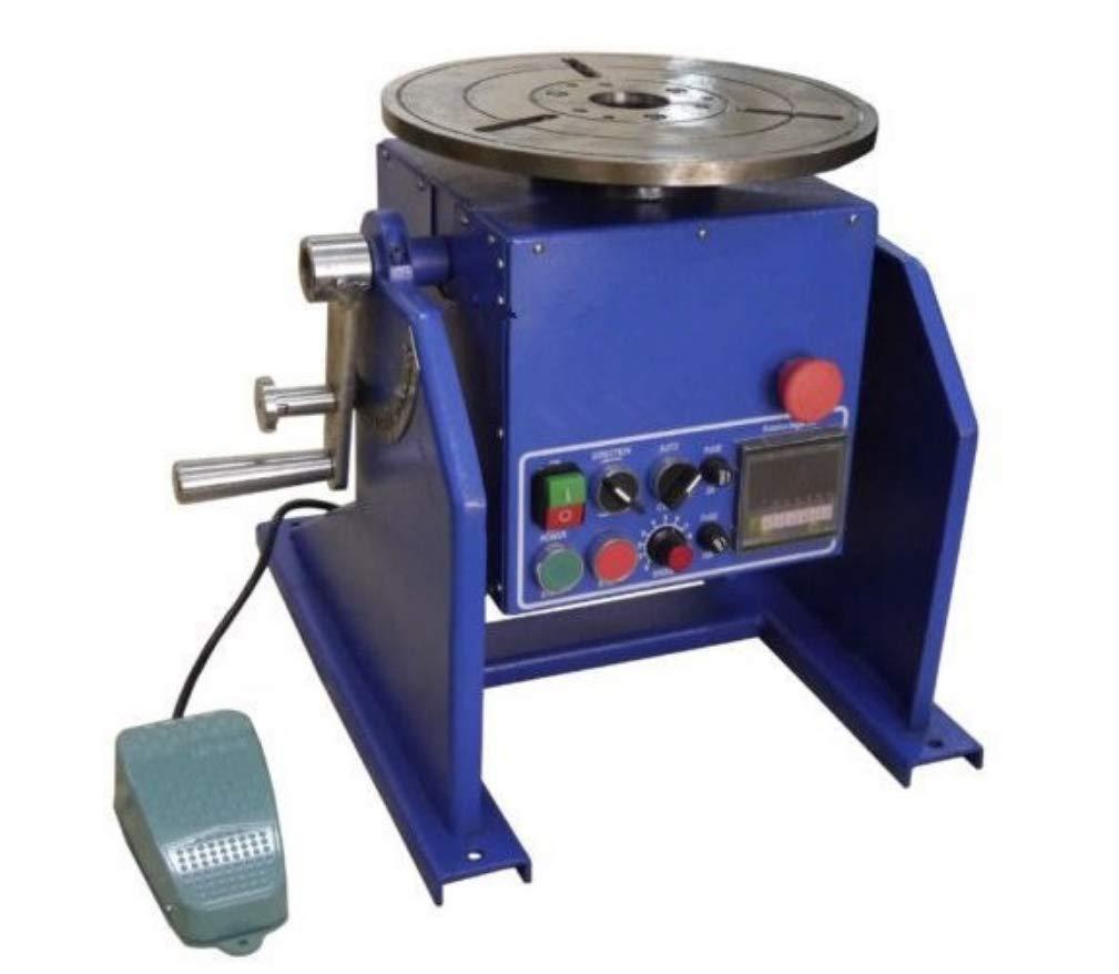 gr-tech Instrumento® 100bls 50 kg 300 mm Soldadura Automática hebilla para/TIG MIG soldadora Positioner Lavadora 220 V: Amazon.es: Industria, ...