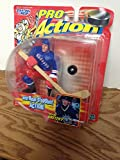 1998 Wayne Gretzky New York Rangers NHL Hockey Action Figure with Real Slap Shot Action