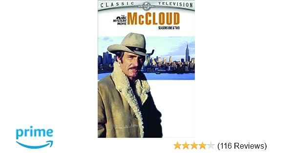 Amazon com: McCloud - Seasons 1 and 2: Dennis Weaver, Diana