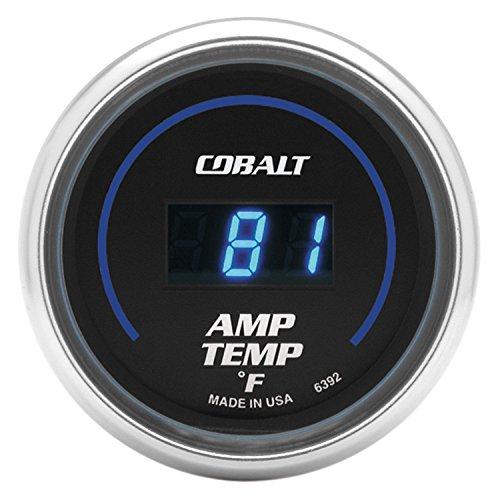 Auto Meter 6392 Cobalt Digital Amplifier Temperature Gauge