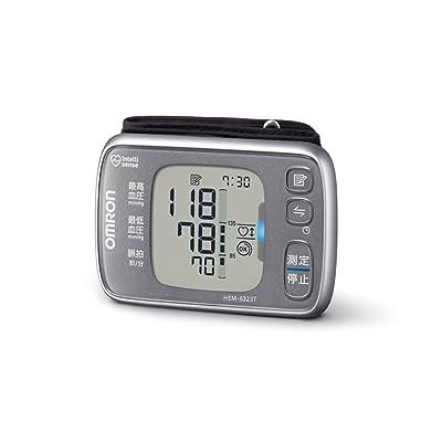 OMRON Bluetooth搭載 手首式血圧計 HEM-6323T