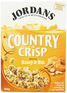 Jordans Country Crisp Honey Nut 500 gms
