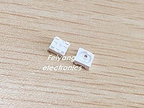 promo code 54e40 f1c40 Generic 200PCS WS2812B (4pins) 5050 SMD WS2812 Individually ...