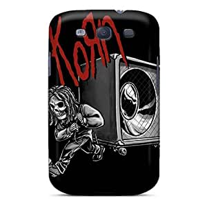 Protective Hard Phone Cases For Samsung Galaxy S3 With Allow Personal Design Colorful Finntroll Band Pictures ChristopherWalsh