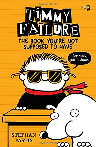 Timmy Failure Book Youre Supposed product image