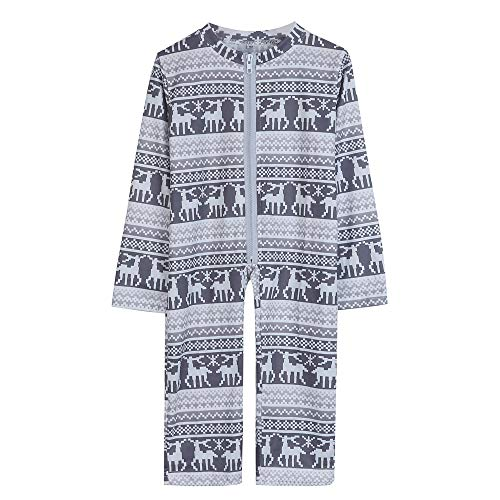 336c6400 SANFASHION Pajamas Set Family Sleepwear Suit Man Woman Baby Deer Christmas  Sleeve Long Nightwear Pajamas Top