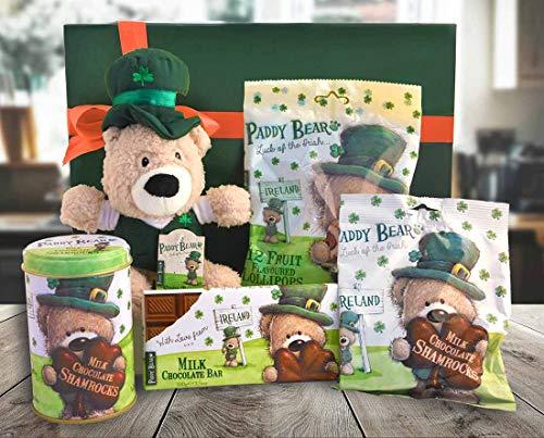 Yummy Taste Of Paddy Bear Chocolate And Soft Teddy Bear Friend ()