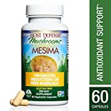 Host Defense – Mesima Mushroom Capsules, Antioxidant Rich Support to Defend Against Free Radical Damage, Non-GMO, Vegan, Organic, 60 Count Review