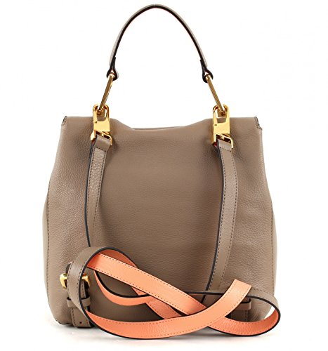 COCCINELLE Lily Minibag Handbag Backpack Taupe